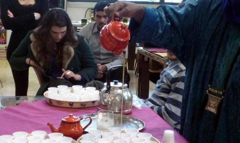 Tuareg – Il Rito del Tè